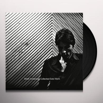 Brett Anderson SOLO ALBUMS VINYL BOX SET Vinyl Record