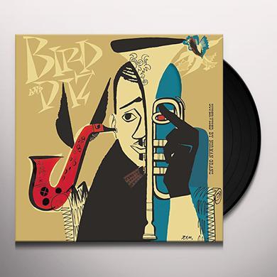 Charlie Parker / Dizzy Gillespie BIRD & DIZ Vinyl Record