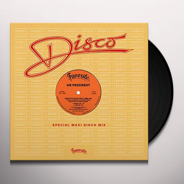 Mr President GOING TO GO GO Vinyl Record