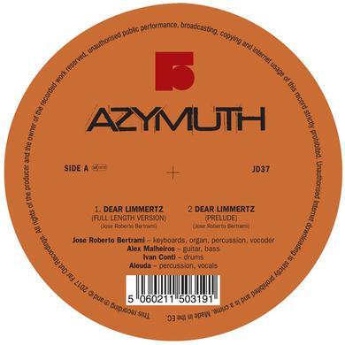 Azymuth DEAR LIMMERTZ / MARACANA Vinyl Record
