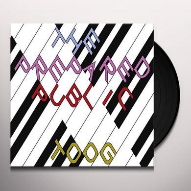Toog PREPARED PUBLIC Vinyl Record