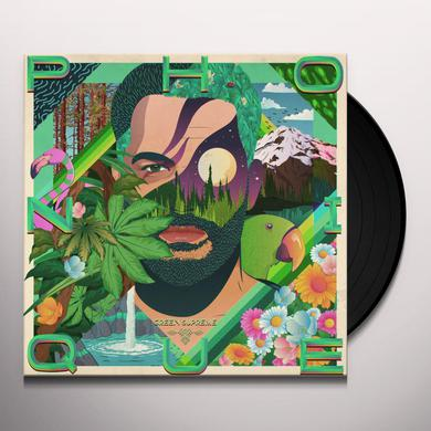 Phonique GREEN SUPREME Vinyl Record