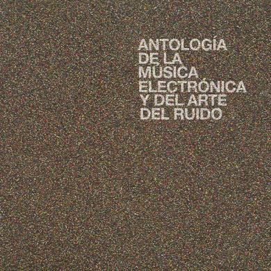 ANTOLOGIA DE LA MUSICA ELECTRONICA Y DEL ARTE DEL Vinyl Record