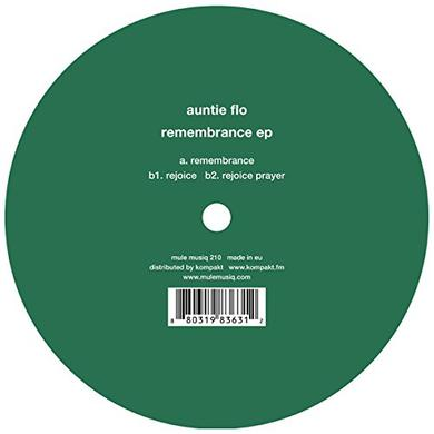 Auntie Flo REMEMBRANCE Vinyl Record