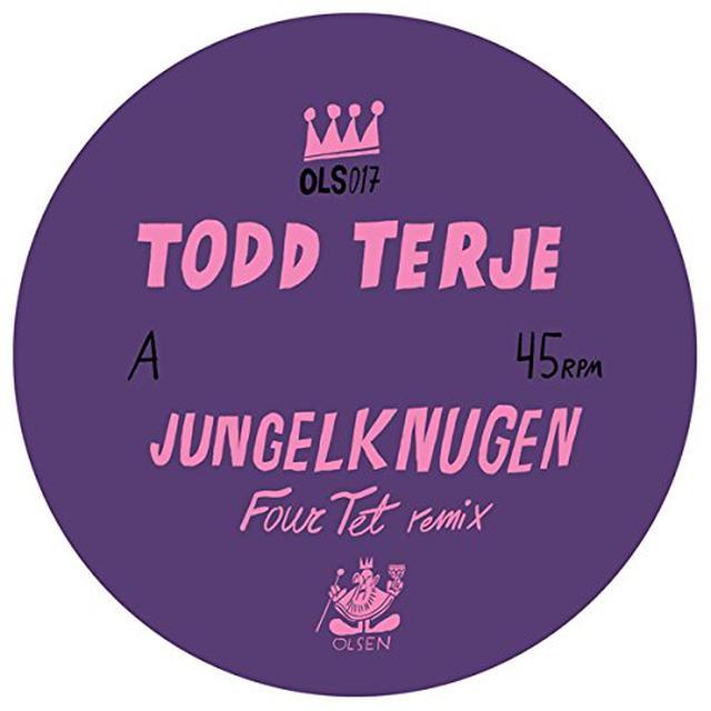 Todd Terje JUNGELKNUGEN Vinyl Record