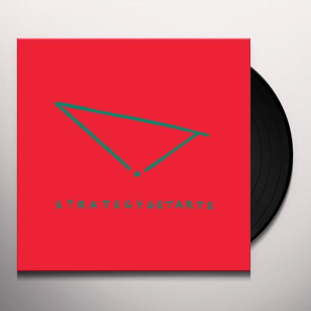 Henning Christiansen OPUS 67 STRATEGYGETARTS A SYMPHONY HOMMAGE Vinyl Record