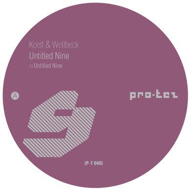 Koett & Wellbeck UNTITLED NINE Vinyl Record