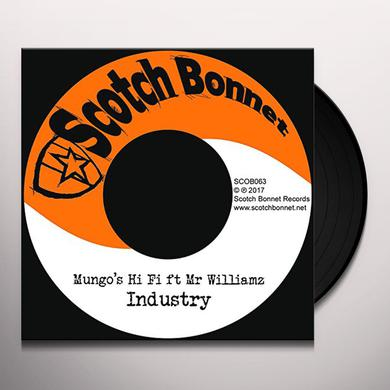 Mungo's Hi Fi INDUSTRY Vinyl Record