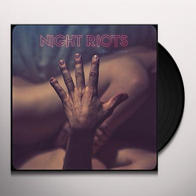 Night Riots LOVE GLOOM Vinyl Record