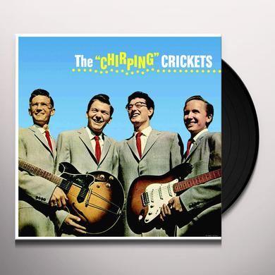Buddy Holly CHIRPING CRICKETS Vinyl Record