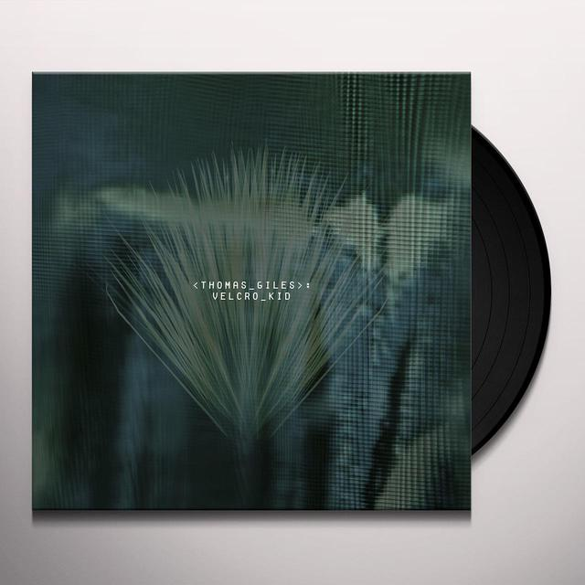 Thomas Giles VELCRO KID Vinyl Record