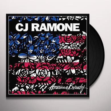 Cj Ramone AMERICAN BEAUTY Vinyl Record
