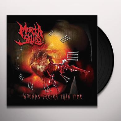 Morta Skuld WOUNDS DEEPER THAN TIME Vinyl Record
