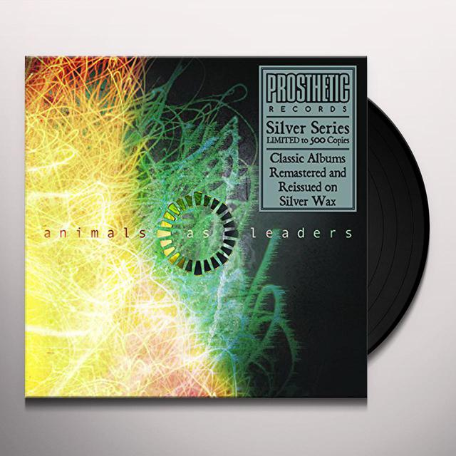 Animals As Leaders SILVER EDITION) Vinyl Record