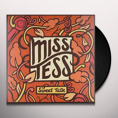 Miss Tess SWEET TALK Vinyl Record