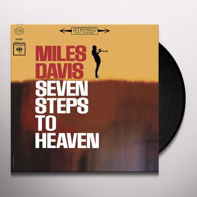 Miles Davis SEVEN STEPS TO HEAVEN Vinyl Record
