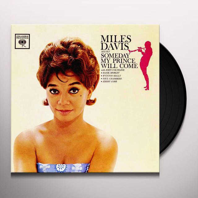 Miles Davis SOMEDAY MY PRINCE WILL COME Vinyl Record