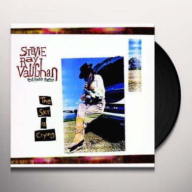 Stevie Ray Vaughan SKY IS CRYING Vinyl Record