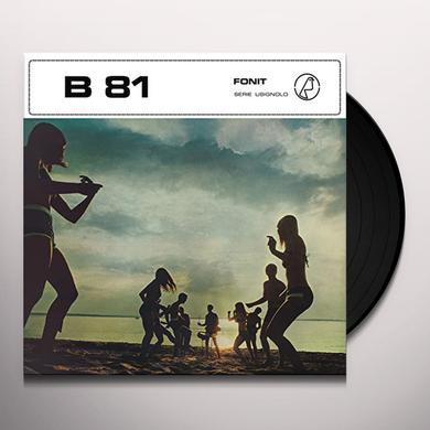 FABIO FABOR B81 - BALLABILI ANNI '70 (UNDERGROUND) - O.S.T. Vinyl Record