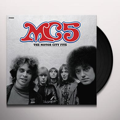 mc5 MOTOR CITY FIVE Vinyl Record