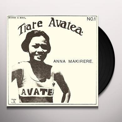 Anna Makirere TIARE AVATEA Vinyl Record