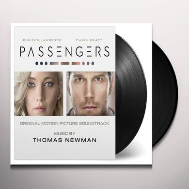 Thomas Newman PASSENGERS / O.S.T. Vinyl Record