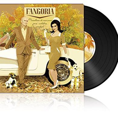 Fangoria MISCELANEA DE CANCIONES PARA ROBOTICA AVANZADA Vinyl Record