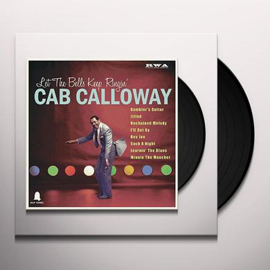 Cab Calloway LET THE BELLS KEEP RINGING Vinyl Record
