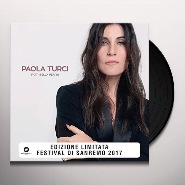 Paolo Turci FATTI BELLA PER TE Vinyl Record