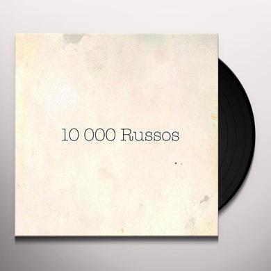 000 Russos 10 FUZZ CLUB SESSION Vinyl Record