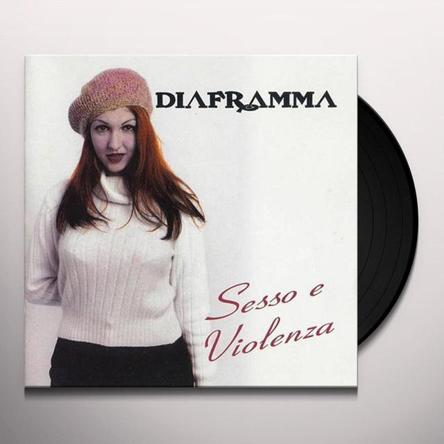 DIAFRAMMA SESSO E VIOLENZA Vinyl Record