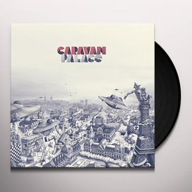 Caravan Palace PANIC Vinyl Record