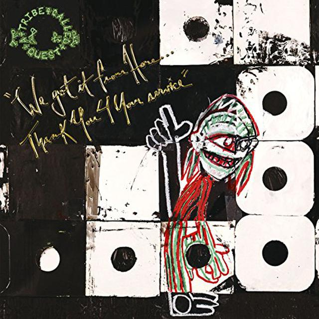 A Tribe Called Quest WE THE PEOPLE: LIMITED Vinyl Record