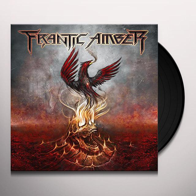 Frantic Amber BURNING INSIGHT (BONUS TRACK) Vinyl Record
