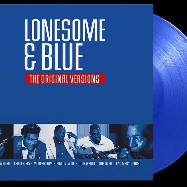 Lonesome & Blue: The Original Versions / Various Vinyl Record