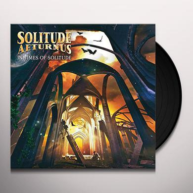 Solitude Aeturnus IN TIMES OF SOLITUDE Vinyl Record