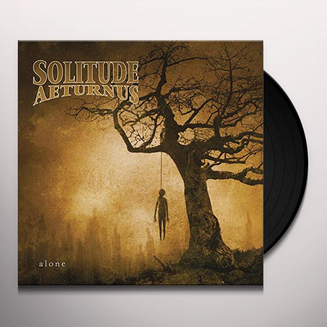 Solitude Aeturnus ALONE Vinyl Record