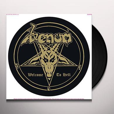 Venom WELCOME TO HELL Vinyl Record