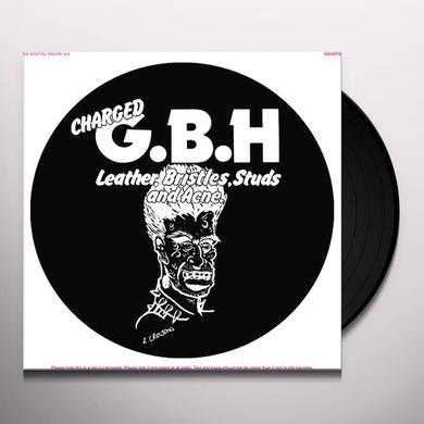 Gbh LEATHER BRISTLES STUDS & ACNE Vinyl Record