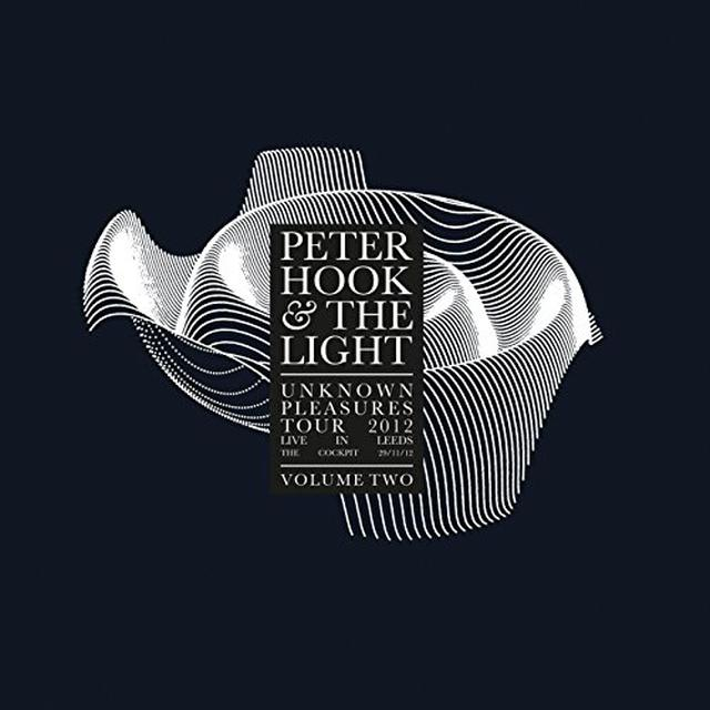 Peter Hook & The Light UNKNOWN PLEASURES: LIVE IN LEEDS VOL 2 Vinyl Record