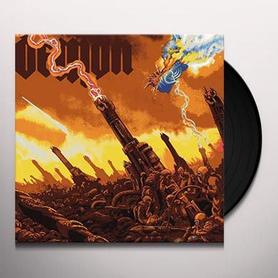 Demon TAKING THE WORLD BY STORM Vinyl Record