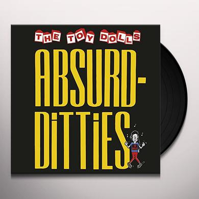 Toy Dolls ABSURD DITTIES Vinyl Record