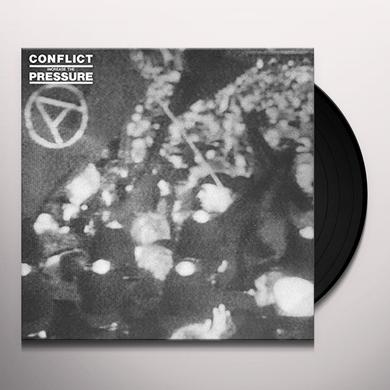 Conflict INCREASE THE PRESSURE Vinyl Record