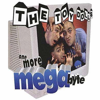 Toy Dolls ONE MORE MEGABYTE Vinyl Record