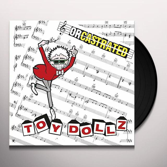 Toy Dolls ORCASTRATED Vinyl Record