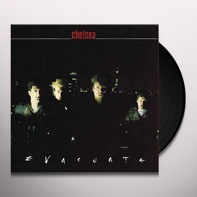 Chelsea EVACUATE Vinyl Record