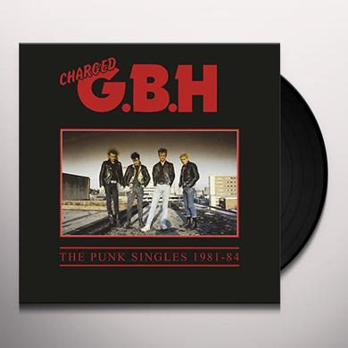 Gbh PUNK SINGLES 1981-1984 Vinyl Record