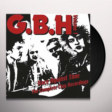 Gbh RACE AGAINST TIME: COMPLETE CLAY RECORDINGS VOL 1 Vinyl Record