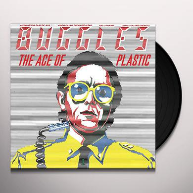 Buggles AGE OF PLASTIC Vinyl Record