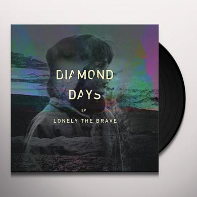 Lonely The Brave DIAMOND DAYS Vinyl Record